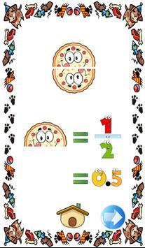 Fractions to decimals games screenshot 1