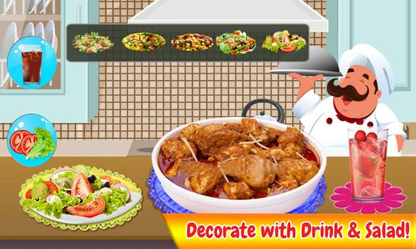 Chicken Karahi Recipe - Cooking apk screenshot