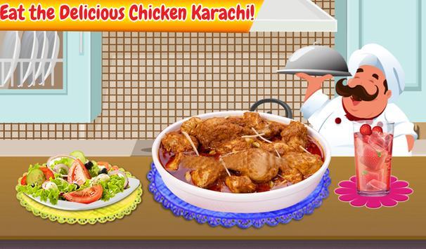 Chicken karahi recipe cooking apk download free casual game for chicken karahi recipe cooking apk screenshot forumfinder Image collections