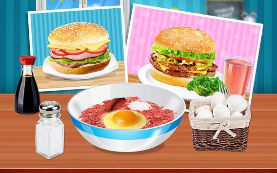Cheeseburger: Food Chef Game screenshot 10