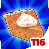 Pumpkin Pie: Food Chef Game icon