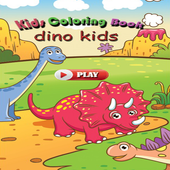 Dino Kids Coloring Book APK