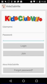 KidsClubVille poster