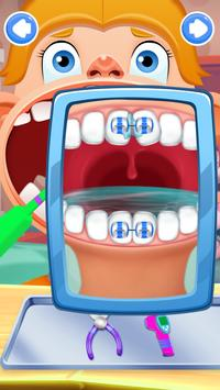 Kids Dentist- Teeth Care screenshot 11