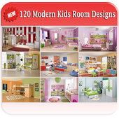 120 Modern Kids Room Designs icon