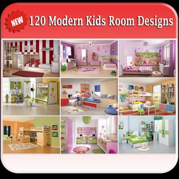 120 Modern Kids Room Designs poster