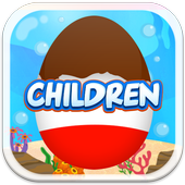 Eggs Surprise - Kids Game icon