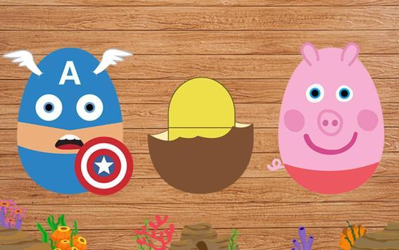 Eggs Surprise - Kids Game screenshot 9