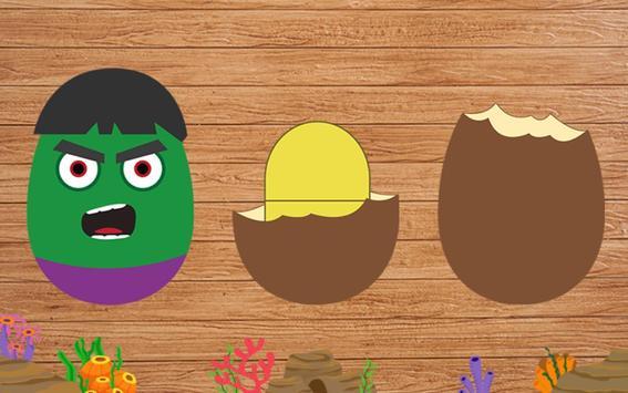 Eggs Surprise - Kids Game screenshot 3