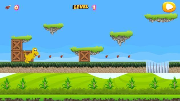 kids dinosaur free game screenshot 1
