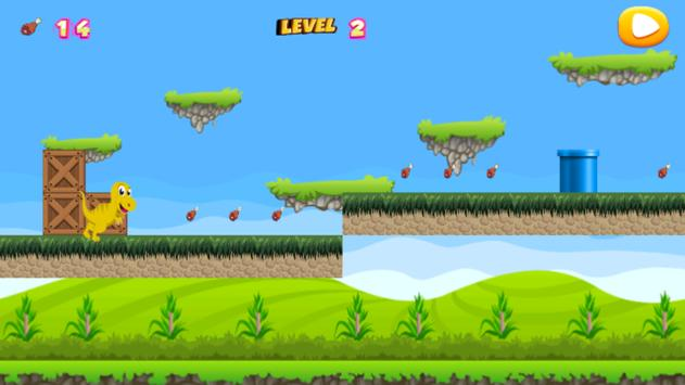 kids dinosaur free game screenshot 2
