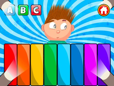 Baby Kids piano&drums screenshot 10