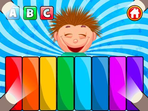Baby Kids piano&drums screenshot 12