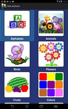 Kids eSchool apk screenshot
