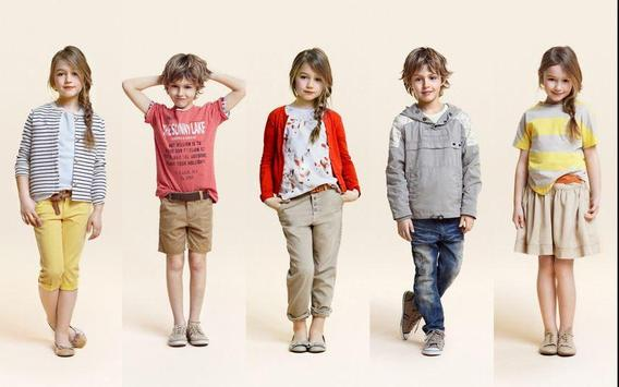 kids fashion style screenshot 3