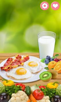 Make Breakfast Food! poster