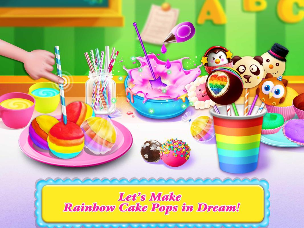 cake pop cooking apk download free casual game for android. Black Bedroom Furniture Sets. Home Design Ideas
