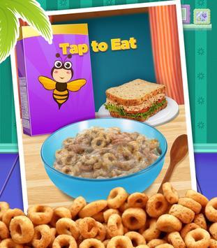 Cereal Maker Kids Cooking Game apk screenshot