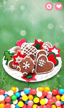 Christmas Cookie: Crazy Bakery poster