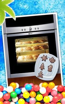 Christmas Cookie: Crazy Bakery apk screenshot