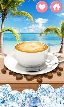 Ice Coffee Maker: Barista Kids poster