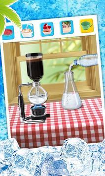 Ice Coffee Maker: Barista Kids apk screenshot