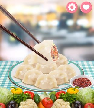 Dumpling Maker! Food Game screenshot 4