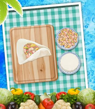 Dumpling Maker! Food Game screenshot 5