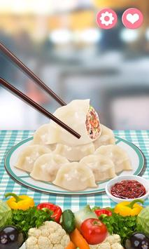 Dumpling Maker! Food Game poster