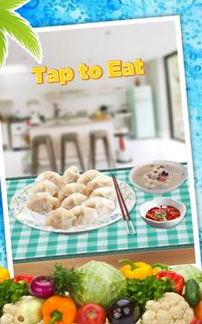 Dumpling Maker! Food Game screenshot 11