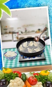 Dumpling Maker! Food Game screenshot 2