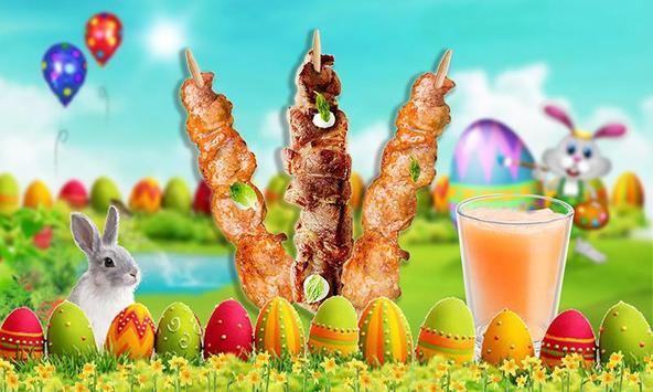 Easter Dinner - Food Maker! poster