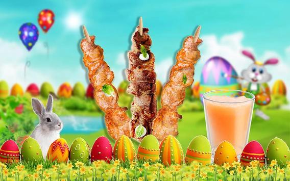 Easter Dinner - Food Maker! screenshot 8