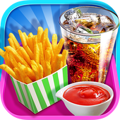 Fast Food! - Free Make Game icon