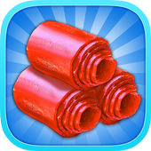 Fruity Roll Up - Food Maker icon