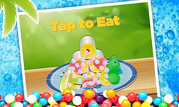 Fruity Roll Up - Food Maker screenshot 3