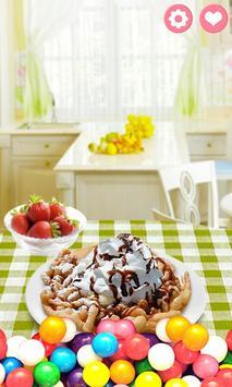 Funnel Cake Maker! Food Game poster