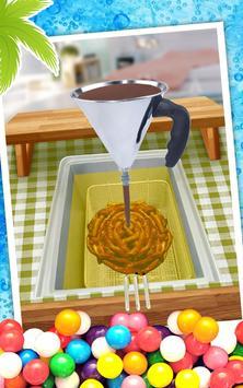 Funnel Cake Maker! Food Game screenshot 10