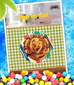 Funnel Cake Maker! Food Game screenshot 7