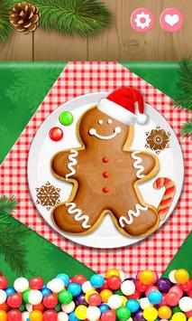 Christmas Bakery! Gingerbread poster