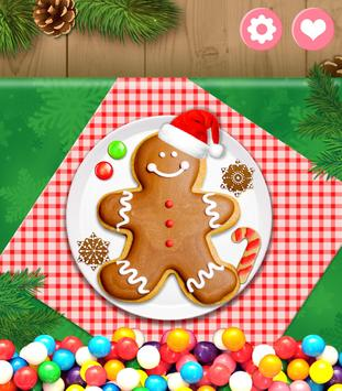 Christmas Bakery! Gingerbread screenshot 4
