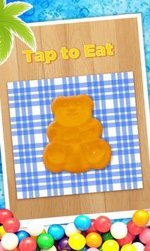 Gummie Bear Candy Maker apk screenshot