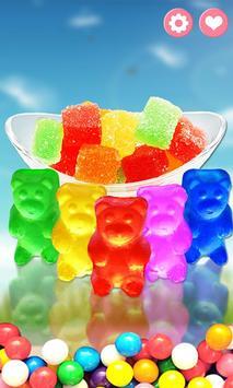 Gummie Bear Candy Maker poster