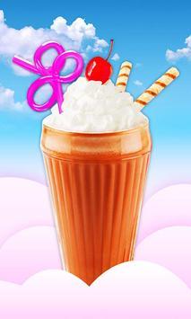 Summer Milkshake Maker Game poster