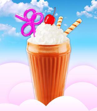 Summer Milkshake Maker Game apk screenshot