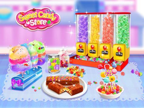Sweet Candy Store! Food Maker screenshot 3