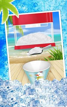 Sugar Cafe: A Snow Cone Maker apk screenshot