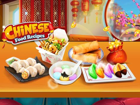 Chinese food make yummy chinese new year foods for android apk chinese food make yummy chinese new year foods poster forumfinder Choice Image