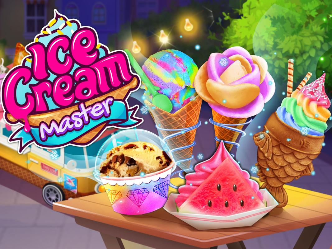 Ice cream master free food making cooking games para android apk ice cream master free food making cooking games cartaz ccuart Image collections