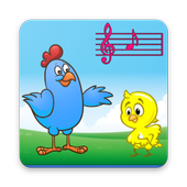 Galinha Pintadinha Videos e Musica ícone